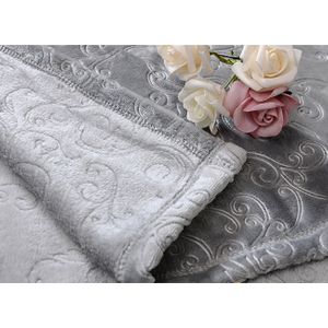 King Size Winter 100% Ply Single Flannel Blanket