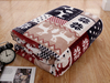 New Design Christmas Printed Soft Flannel Blanket