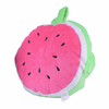 Factory Sale Watermelon Polyester Cushion Blanket,2 in 1 Pillow Blanket