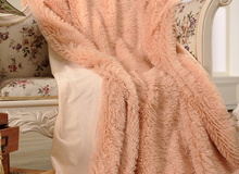 Plush 100% Polyester King Size Cheap Wholesale Blankets in China