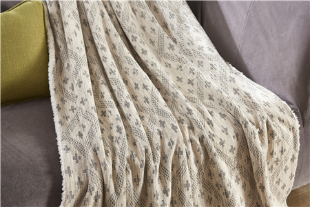 Embossed New arrival latest design Printing Fabric Flannel Blanket